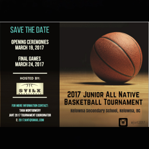 2017 All Native Jr Basketball