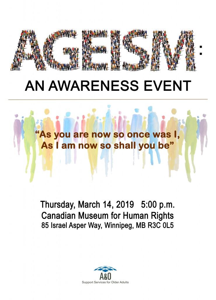 AO Ageism poster