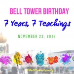 Bell Tower Birthday