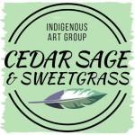Cedar Sage and Sweetgrass logo