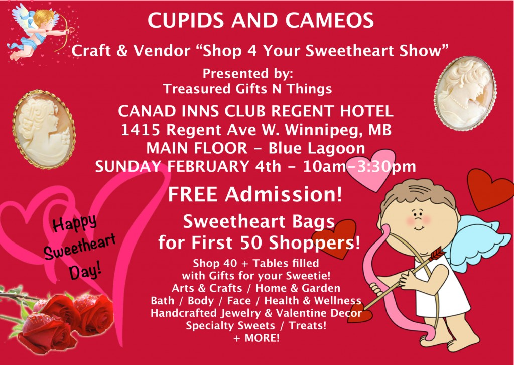 Cupids And Cameos-2018