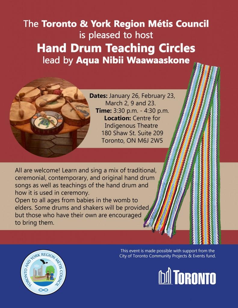 Drum teaching circles poster (2)