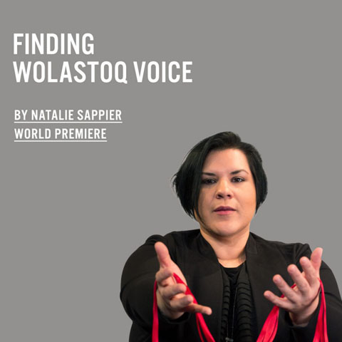 Finding Wolastoq Voice