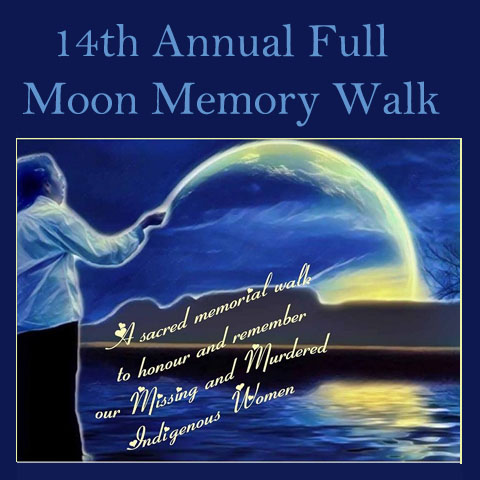 Full Moon Memory Walk