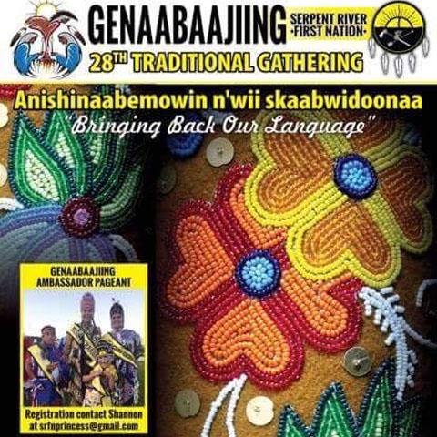 Genaabaajiing Traditional Powwow