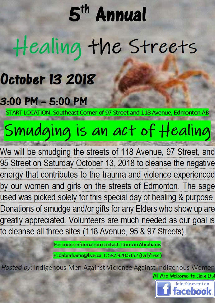 Healing the Streets 2018