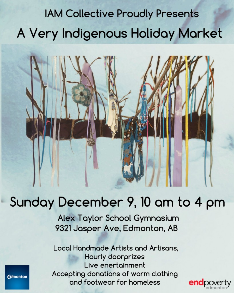 Holiday Market Poster 1