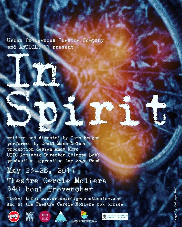 In Spirit Poster