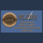 Me-Dian 40thAnniversary 2018