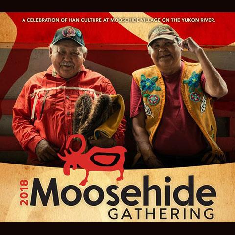 Moosehide Poster