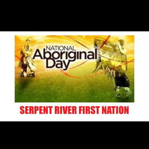 National Aboriginal Day at SRFN