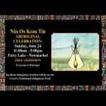 NinOsKonTim - Aborignal Celebration 2018