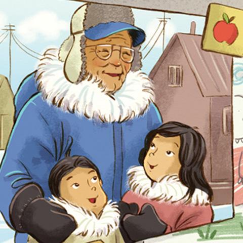 Nunavut Author Event