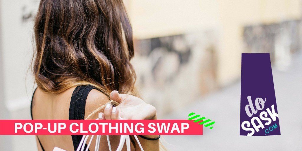 POP-UP CLOTHING SWAP