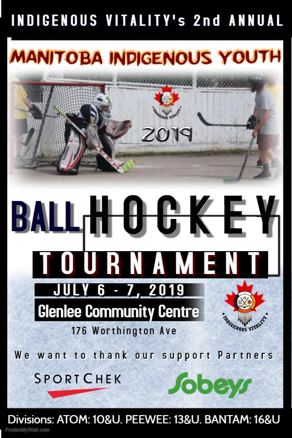 2019 Manitoba Indigenous Youth Ball Hockey Tournament Aptn Community