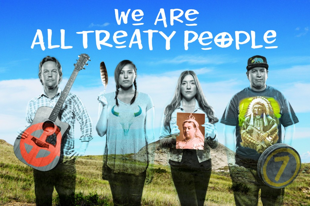 Poster Image We are All Treaty People