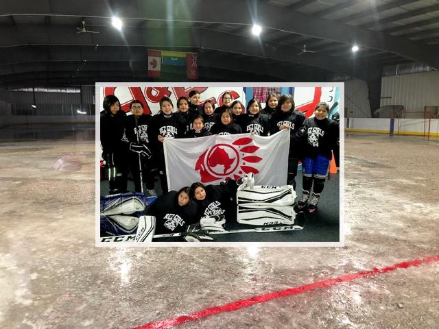 Rez Girls on Ice