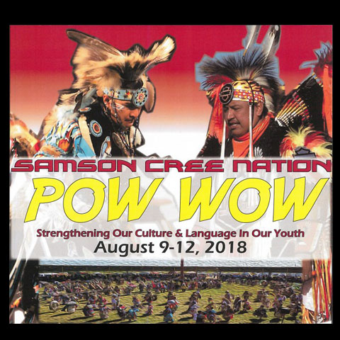 Samson Cree Nation Pow wow