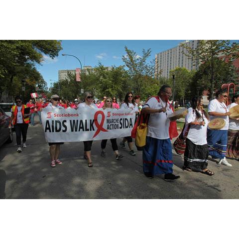 Scotia Aids Walk