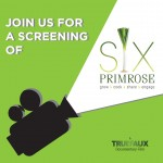 Six Primrose screening - Visual for Facebook LinkedIn Instagram