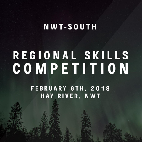 Skills Canada Competition NWT