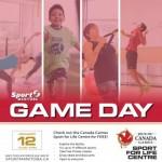 Sports Manitoba Game Day