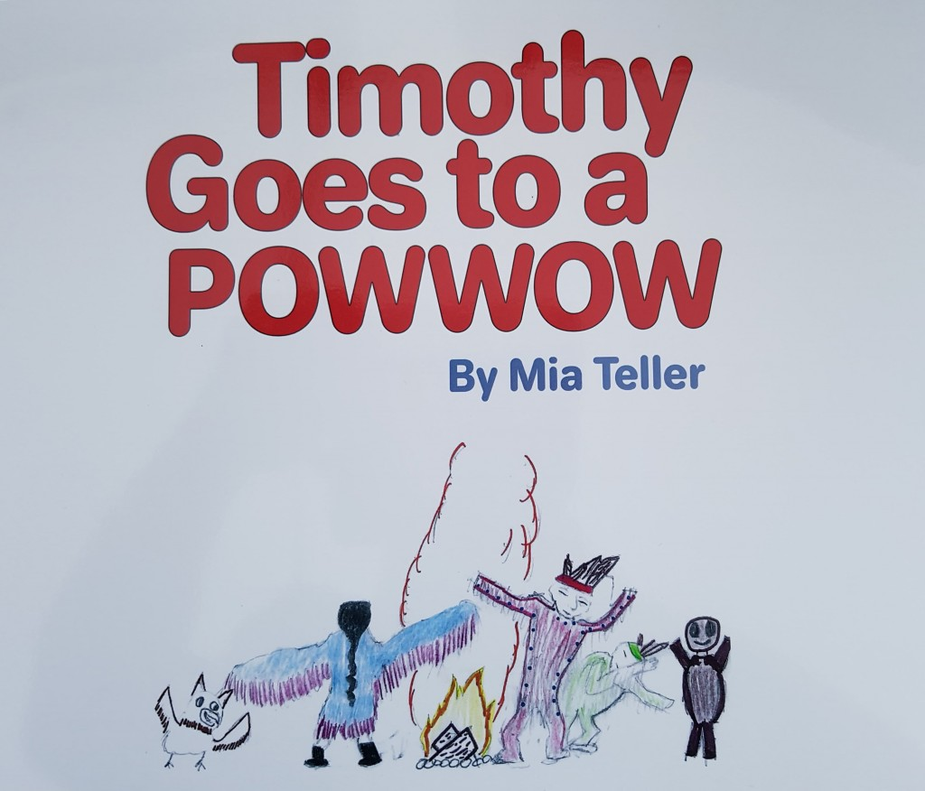 Timothy Goes To a Powwow