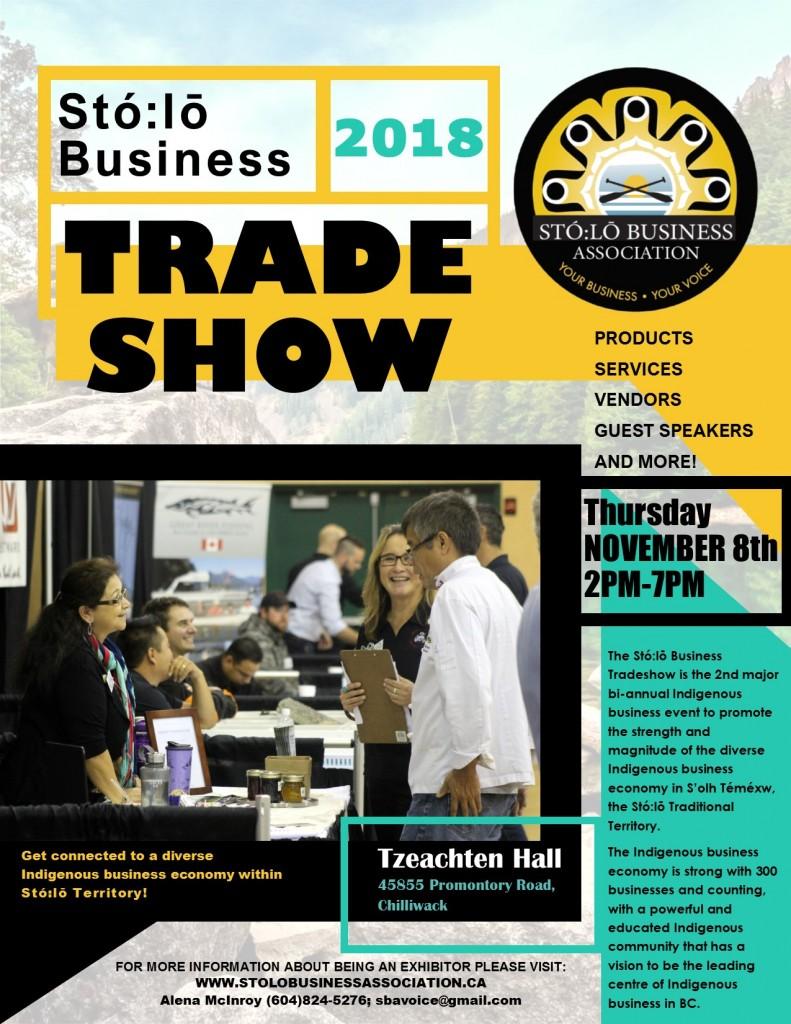 Tradeshoww Poster