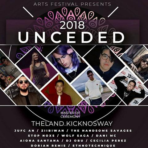 Unceded Indigenous Latino Music Showcase