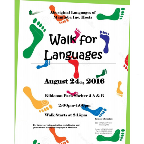 Walk for Languages