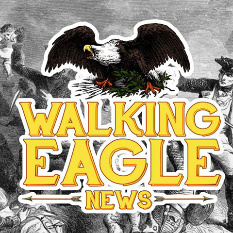 Walking Eagle News