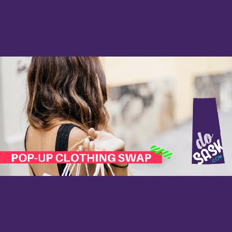 YWCA pop up swap