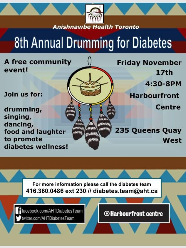 drummingfordiabetes
